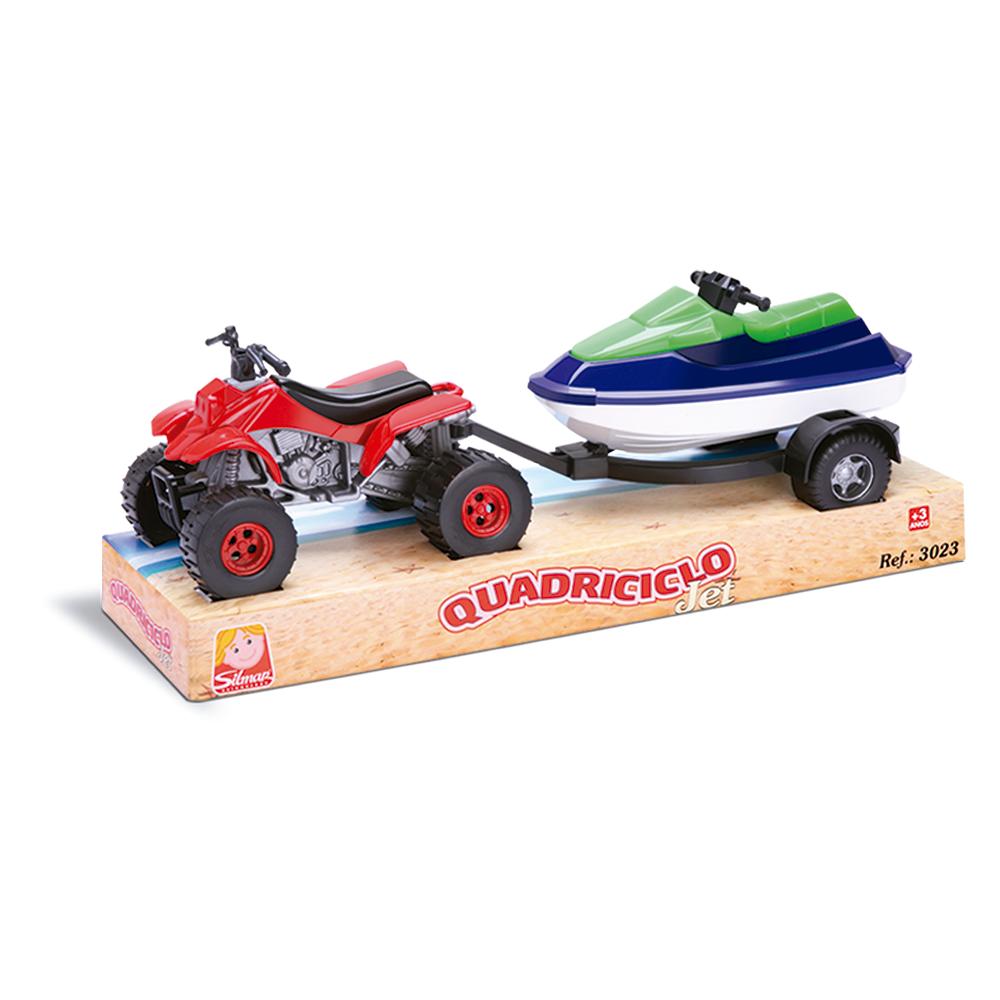 Quadriciclo Jet