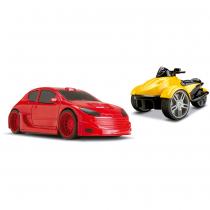 Dragon Road/ Speedy Car c/ Fricção