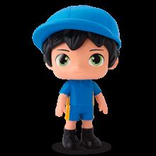 Max Basquete Azul