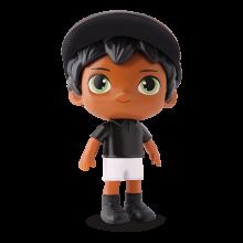 Max Futebol Preto E Branco Negro