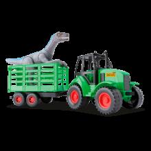 Trator/Carreta e Velociraptor