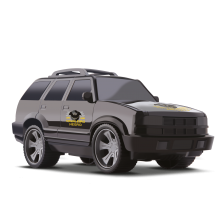 Super Carro Cavaleiro Negro
