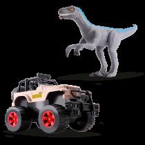 Jeep e Velociraptor